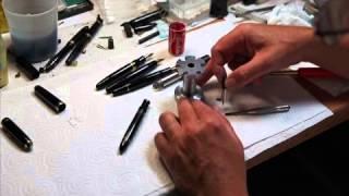 Montblanc pen maintenance