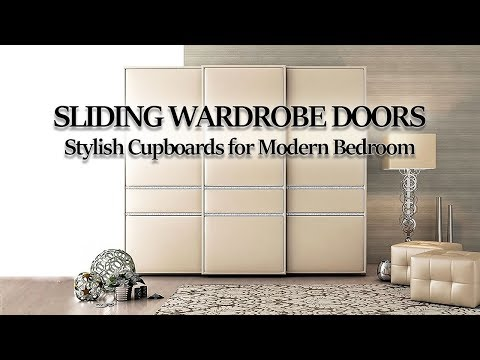 Stylish Modern Wardrobes With Sliding Doors For The