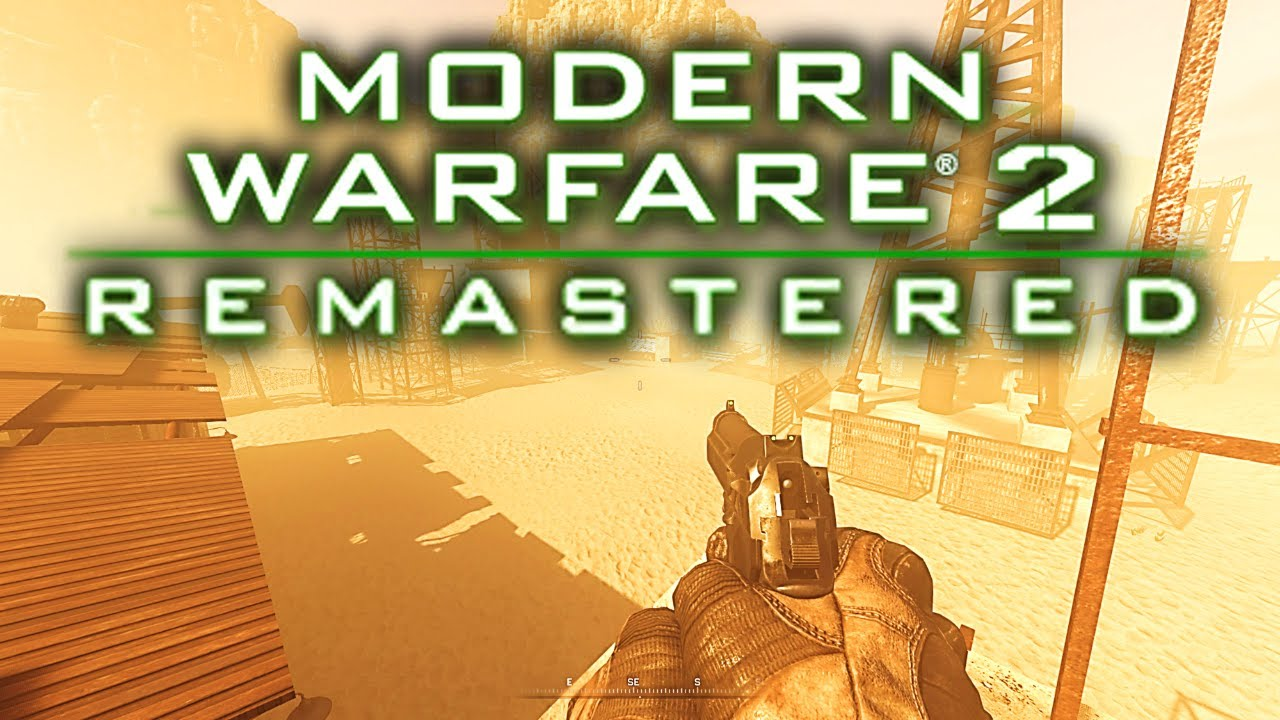 Mw2 Remastered Leaks Release Date Mw2 Campaign Remastered