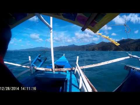 Boat Ride to Puerto Princesa Underground River