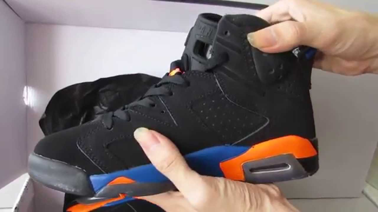 detailed look 33111 a9e2d official store jordan 6 blue and orange 386a5 0c402