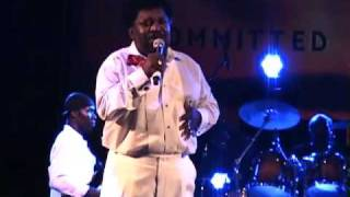 "Percy Sledge in Grenada -""Take Time to Know Her"" - Night of Love Concert, MAy 8, 2010"