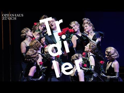 Trailer - Das Land des Lächelns - Opernhaus Zürich