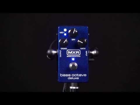 MXR - Bass Octave Deluxe