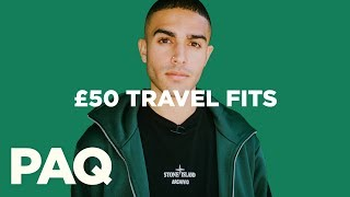 Travel Fits for £50 (Streetwear on a Budget) feat Mabel McVey | PAQ Ep #11 | A Show About Streetwear