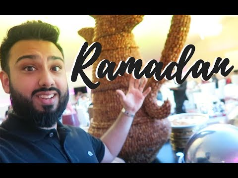 IS THIS THING REAL ??? RAMADAN VLOG