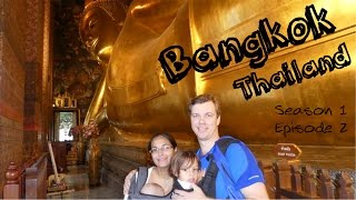 Bangkok (part 1) | Travel With Kids | The World n Us Video