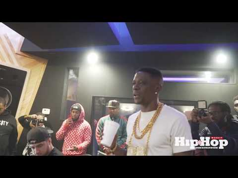 EXCLUSIVE: BooPac ALBUM LISTENING PARTY HOSTED BY BOOSIE