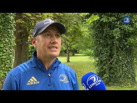Simon Broughton Previews Leinster 'A' v Scarlets