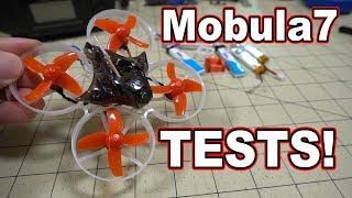 Mobula7 Miscellaneous Testing 🏁