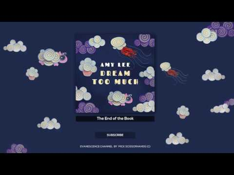 AMY LEE: The End of the Book (Audio Lyrics)