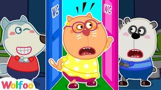 Wolfoo Plays Hide and Seek Challenge | Wolfoo Family Kids Cartoon