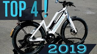 TOP 5: Best Electric Bike in 2019