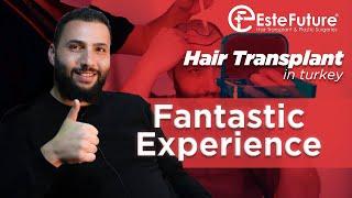 Hair Transplant - EsteFuture - TURKEY