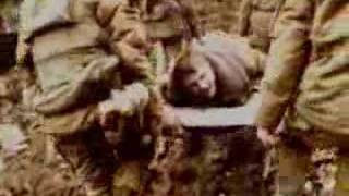 war in chechnya (russian videoclip)