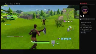 SUD Grind Playing Fortnite
