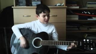 Dan Bittman - Si ingerii au demonii lor (cover by Radu)