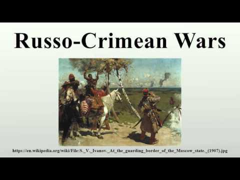Russo-Crimean Wars