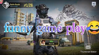 Call of duty mobile funny game play must watch😂🤣