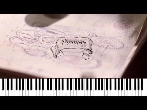 LUHAN 鹿晗 - Promises (诺言) Piano Cover
