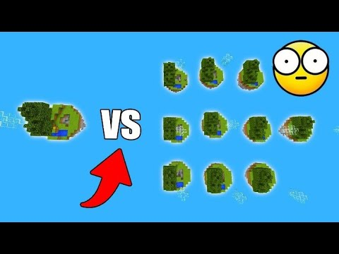 YO VS 10 SUSCRIPTORES EN SKYWARS!! 😱| SKYWARS MINECRAFT