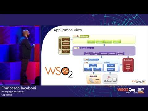 A Semantic and Ontology Informational Data Model, WSO2Con USA 2017