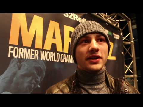 'I HAVE BEEN SPARRING WITH JAMES DeGALE, CHRIS EUBANK JR & NOW GEORGE GROVES' - ZAK CHELLI (1-0)