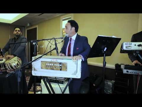 Faiz Qaderi  - Ishqe Tu Bar man Live Afghan Music 2015 Ahmad Zahir song