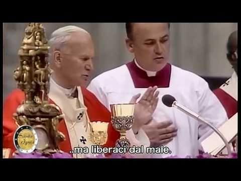 Pater Noster (John Paul II - 1982)