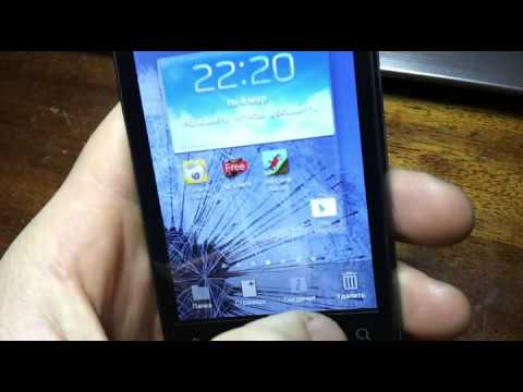 Huawei sonic ics 4.0 galaxy s3 mod