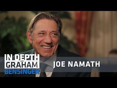 Joe Namath: Johnny Carson was a mean drunk