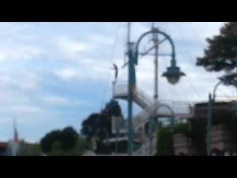 Bill Lawson suicide jump in Nanaimo B.C.