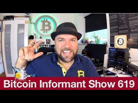 #619 Coinbase XRP New York, Blockchain Institut Dortmund & Satoshi Nakamoto