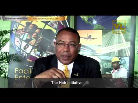 Voices of Leaders Interviews Anthony Hylton, Minister of Industry, Investment and Commerce, Jamaica