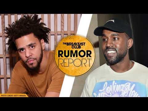 Kanye West Feels Like J. Cole Is Always Dissing Him