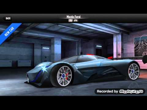 csr racing winning pro mazda furai with exclusive decal. Black Bedroom Furniture Sets. Home Design Ideas
