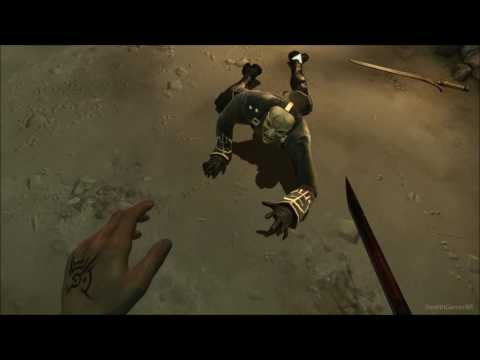 Dishonored Stealth High Chaos (Flooded District)1080p60Fps |