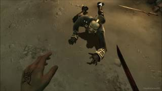 Dishonored Stealth High Chaos (Flooded District)1080p60Fps