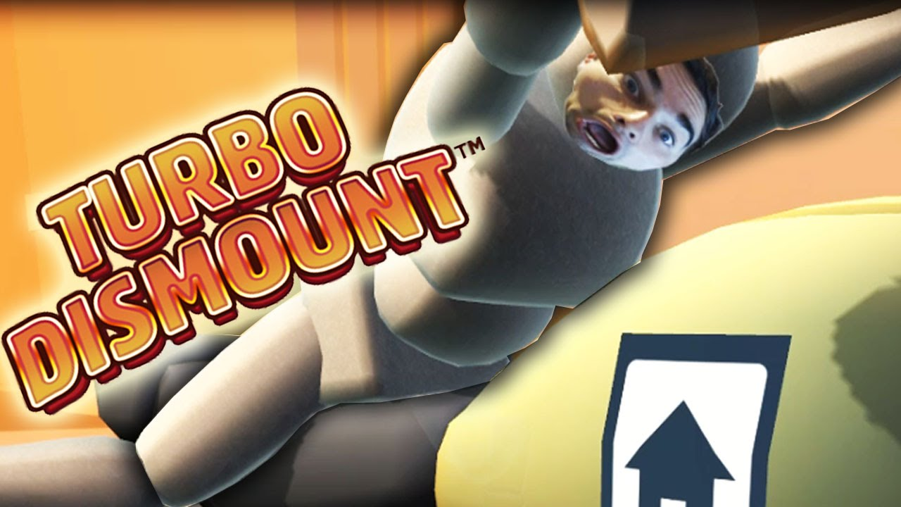 Turbo Dismount | DON'T DO IT JOE! (Funny Gaming Moments ...