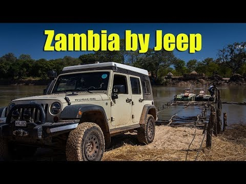 Zambia by Jeep
