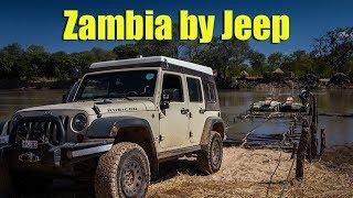 Zambia by Jeep