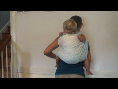 Jordan's Back Carry