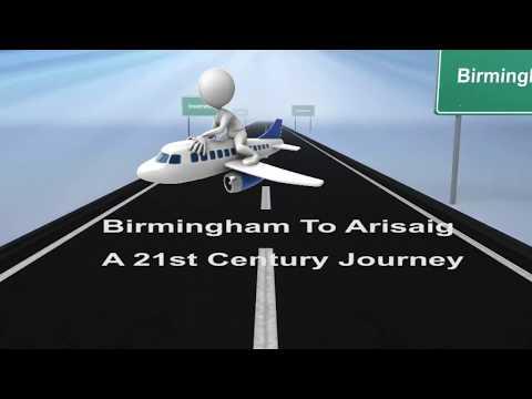 Birmingham To Arisaig A 21st Century Journey