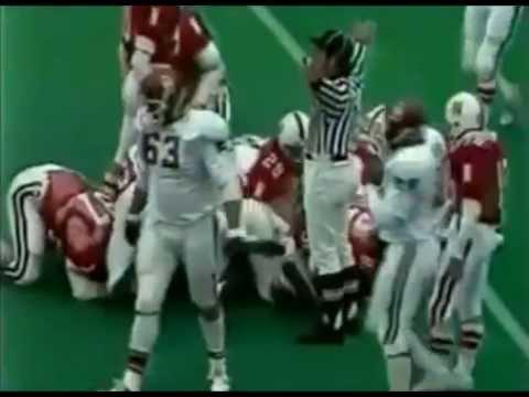 1978  Nebraska No 2 vs Oklahoma No. 1