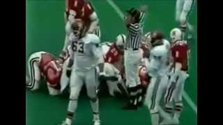 1978 Nebraska No 2 vs Oklahoma No. 1