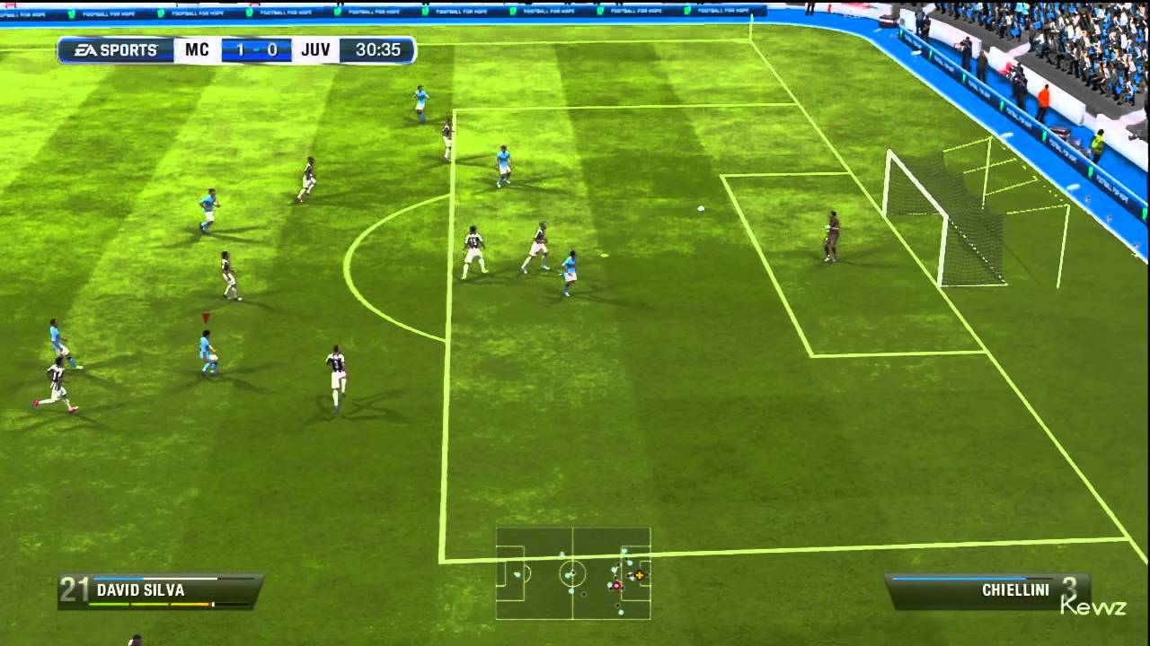 FIFA 13 | My best goal yet! [Demo]
