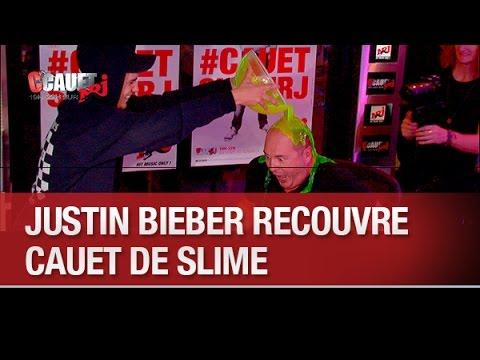 Justin Bieber Recouvre Cauet De Slime - C'Cauet Sur NRJ