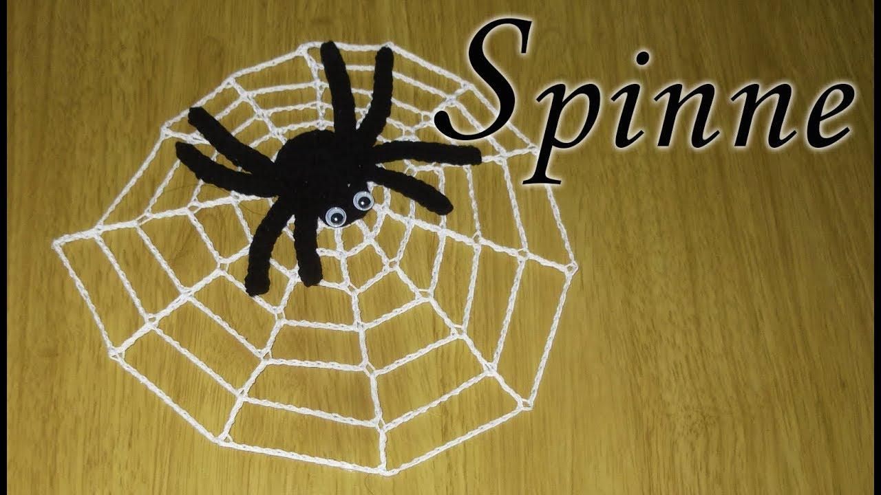Spinne Häkeln 5 Last Minute Halloween Dekoideen Youtube