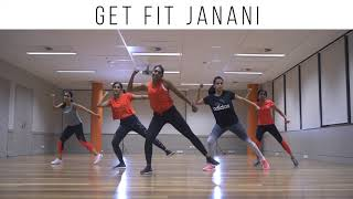 Velaikkaran - Karuthavanlaam Galeejaam - Zumba Fitness - Get Fit Janani