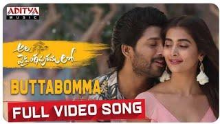 Butta Bomma video song  // AVP // Allu Arjun // Pooja Hegde